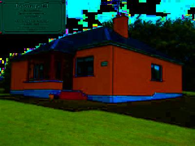 Friel's childhood home.