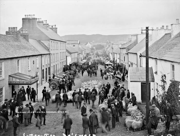 Fair Day, Glenties, Co. Donegal (24773002612)