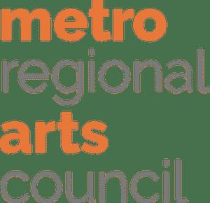 Metro Regional Arts Council logo