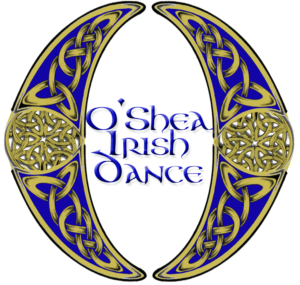O'Shea Irish Dance logo
