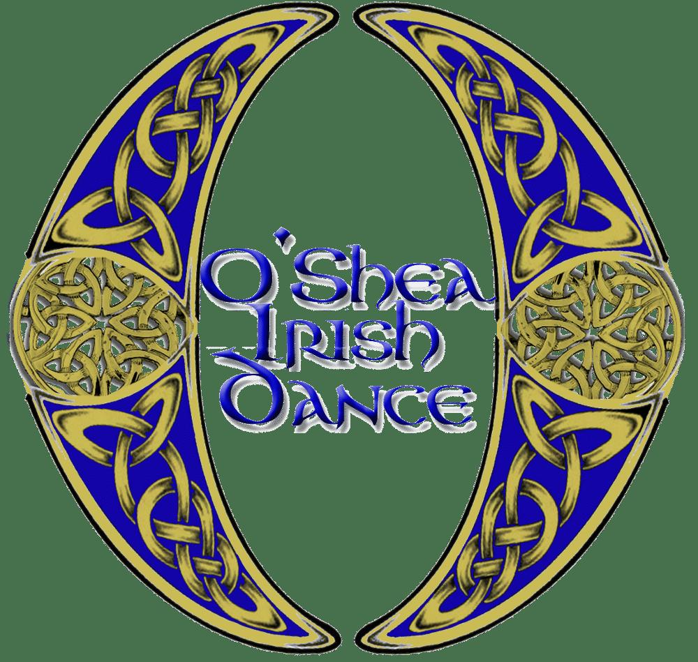O'Shea Irish Dance logo