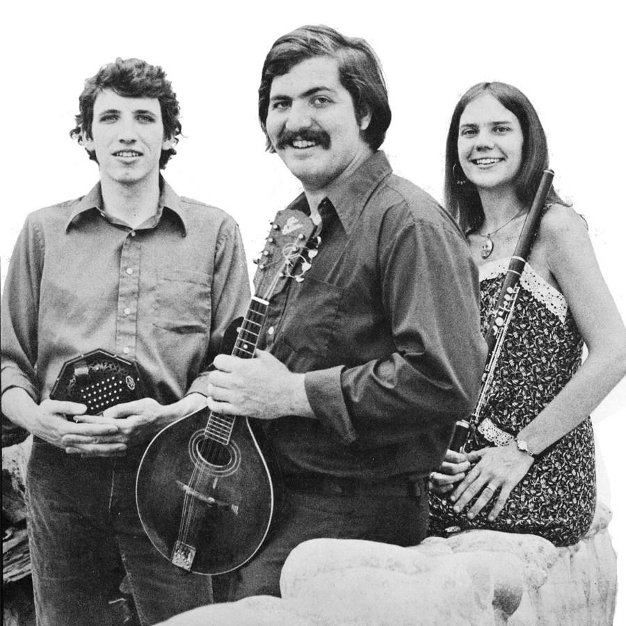 Dayhill album cover, 1976