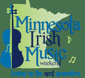 Minnesota Irish Music Weekend logo MIM@HOME