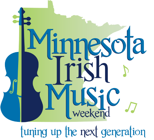 Minnesota Irish Music Weekend logo MIM@HOME