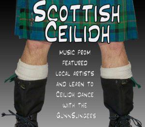 Scottish Ceilidh with the Gunn Slingers