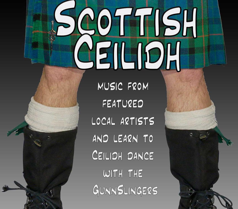 Scottish social dance for Irish Arts Week