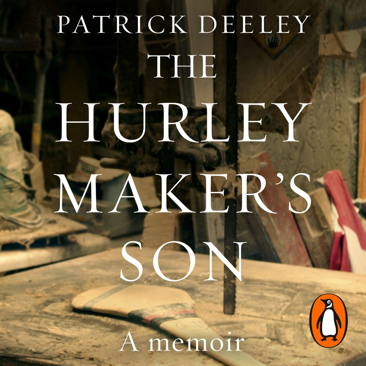The Hurley Maker's Son by Patrick Deeley, book cover