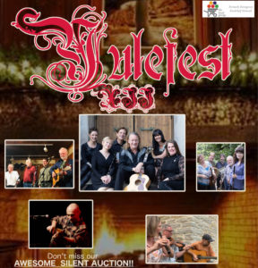 Yulefest XII poster
