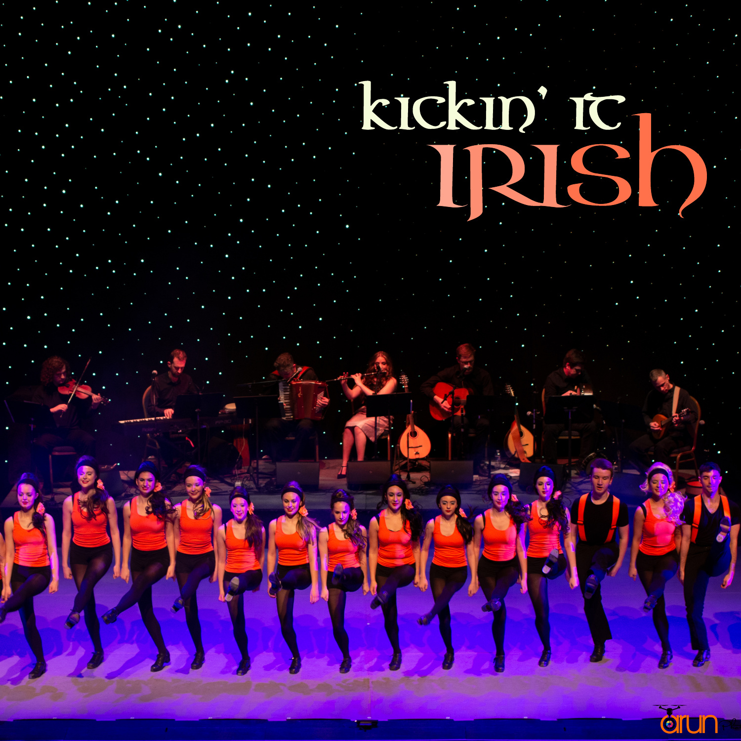 Kickin' It Irish