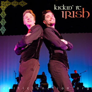 Boys love Kickin' It Irish