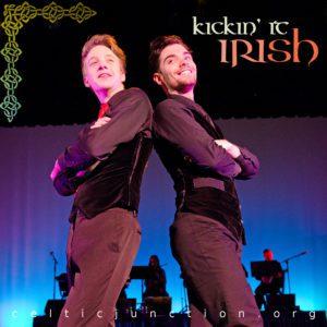 Boys love Kickin' It Irish
