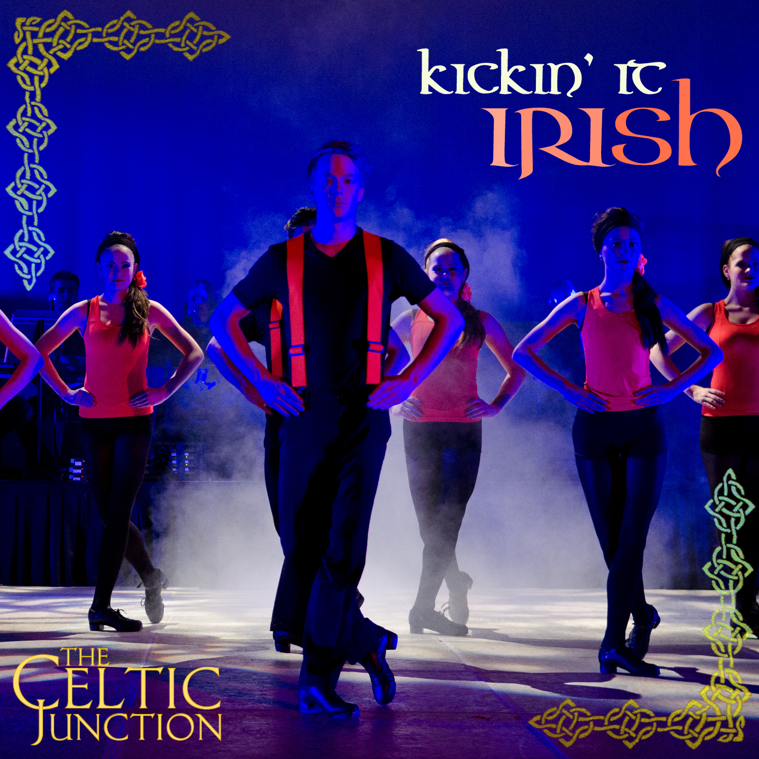 Kickin' It Irish - last show this season at CJAC