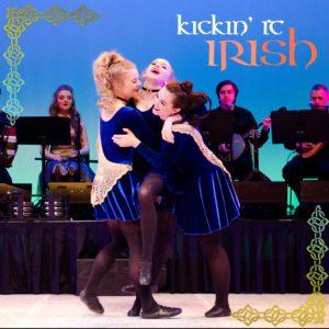 Have fun with Kickin' It Irish