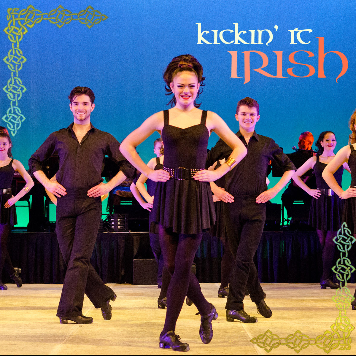Kids love the Kickin' It Irish Matinee