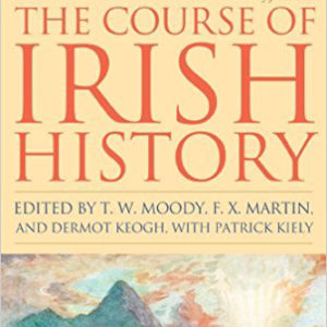 The Course of Irish History: book cover