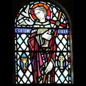 St. Columba at Iona