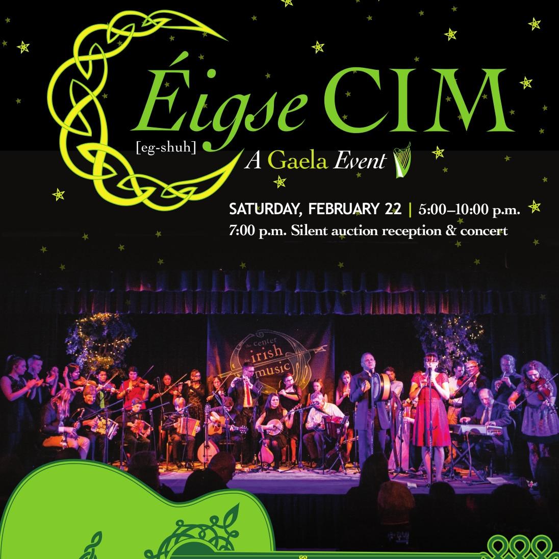 Éigse CIM, A Gaela Event