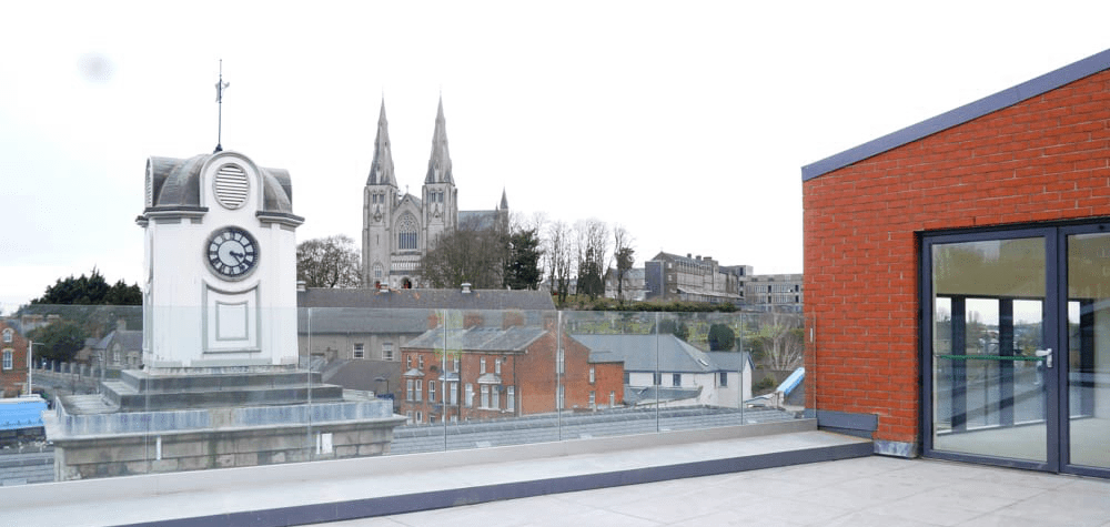 Aonach Mhacha Roof Garden