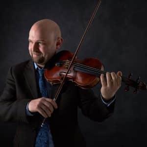 Scottish fiddle with Brandon Vance