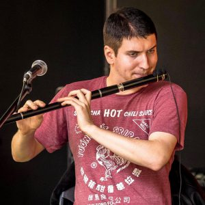 Pipe tune to flute workshop with Cameron St. Louis