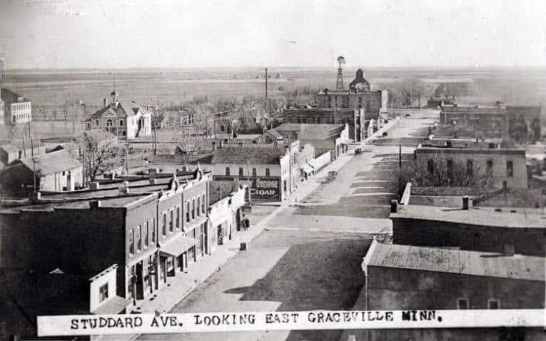 Graceville, MN circa 1900