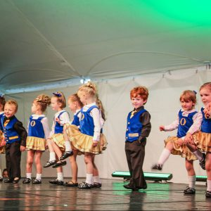 O'Shea Irish Dance preschoolers