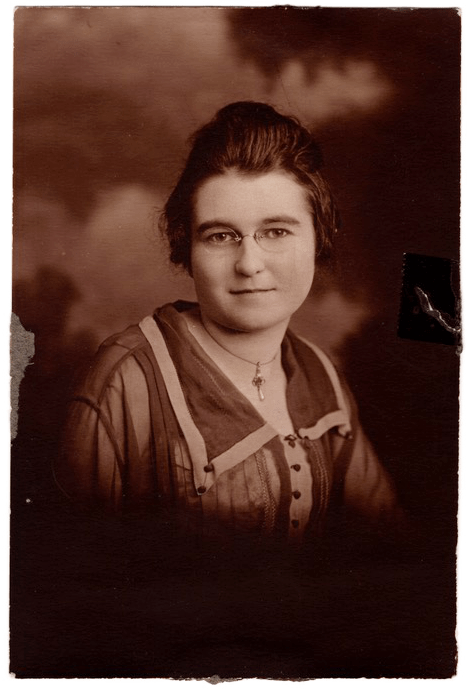 "Mary ""Maymie"" Colleran portrait"