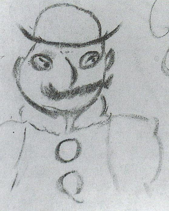 """Poldy"" a sketch by James Joyce"