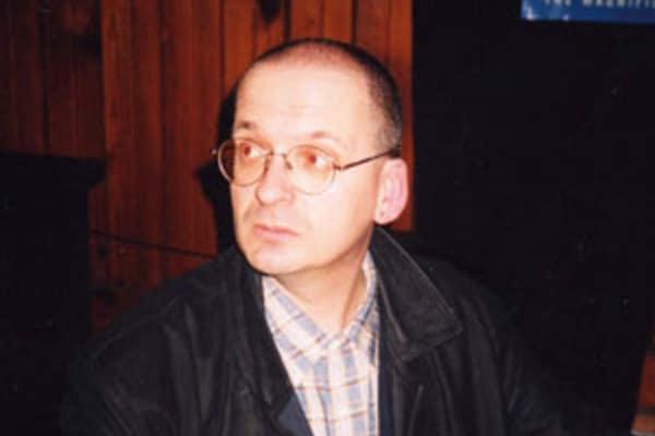 Author Roddy Doyle