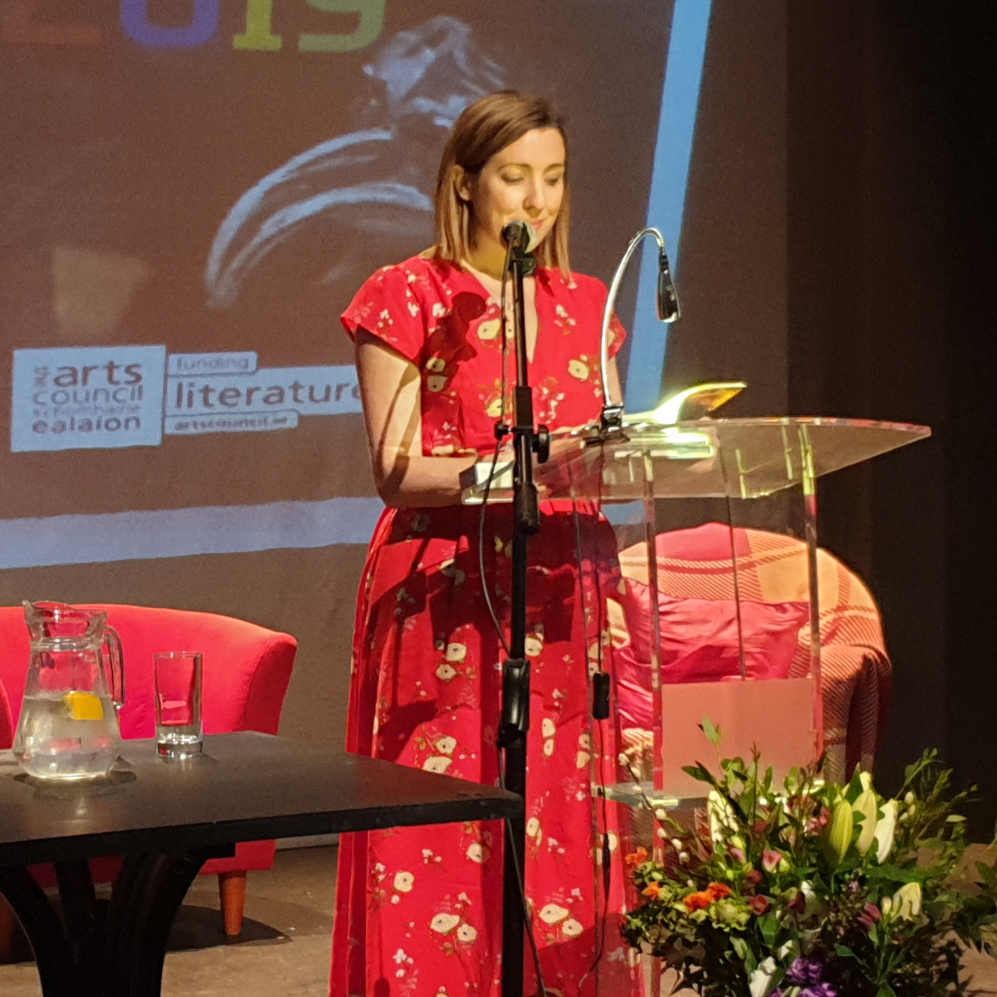 O'Shaughnessy Poetry Prize Winner Ailbhe Ní Ghearbhuigh