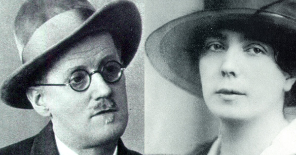James Joyce and Nora Barnacle