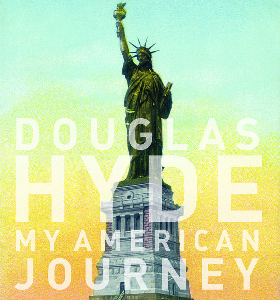 """My American Journey"" by Douglas Hyde, book cover."