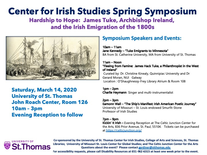 UST Symposium Poster