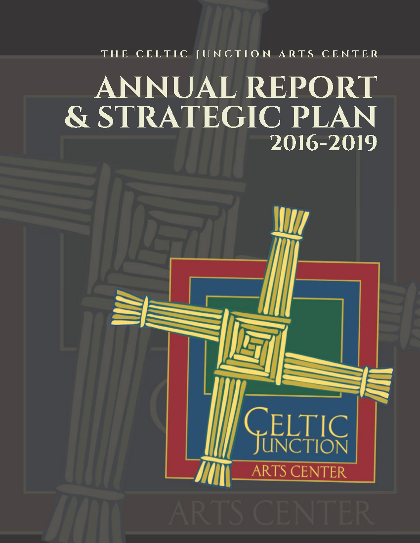 CJAC Annual Report - cover