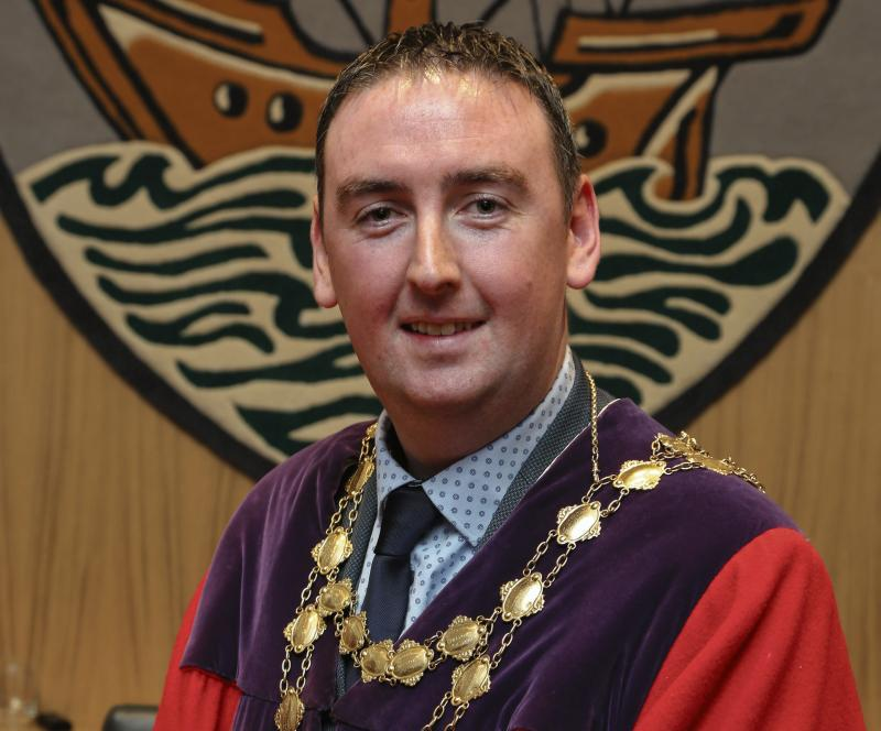 Mike Cubbard, Mayor of Galway