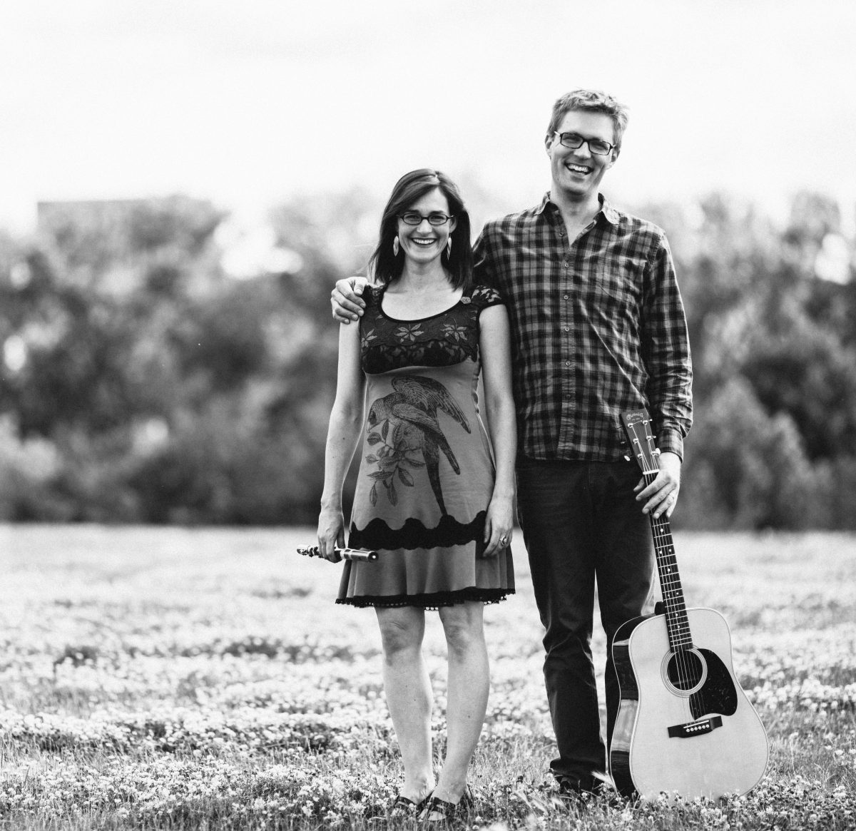 Norah Rendell and Brian Miller in Concert