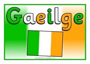 """Irish for Beginners """"Gaeilge"""""""