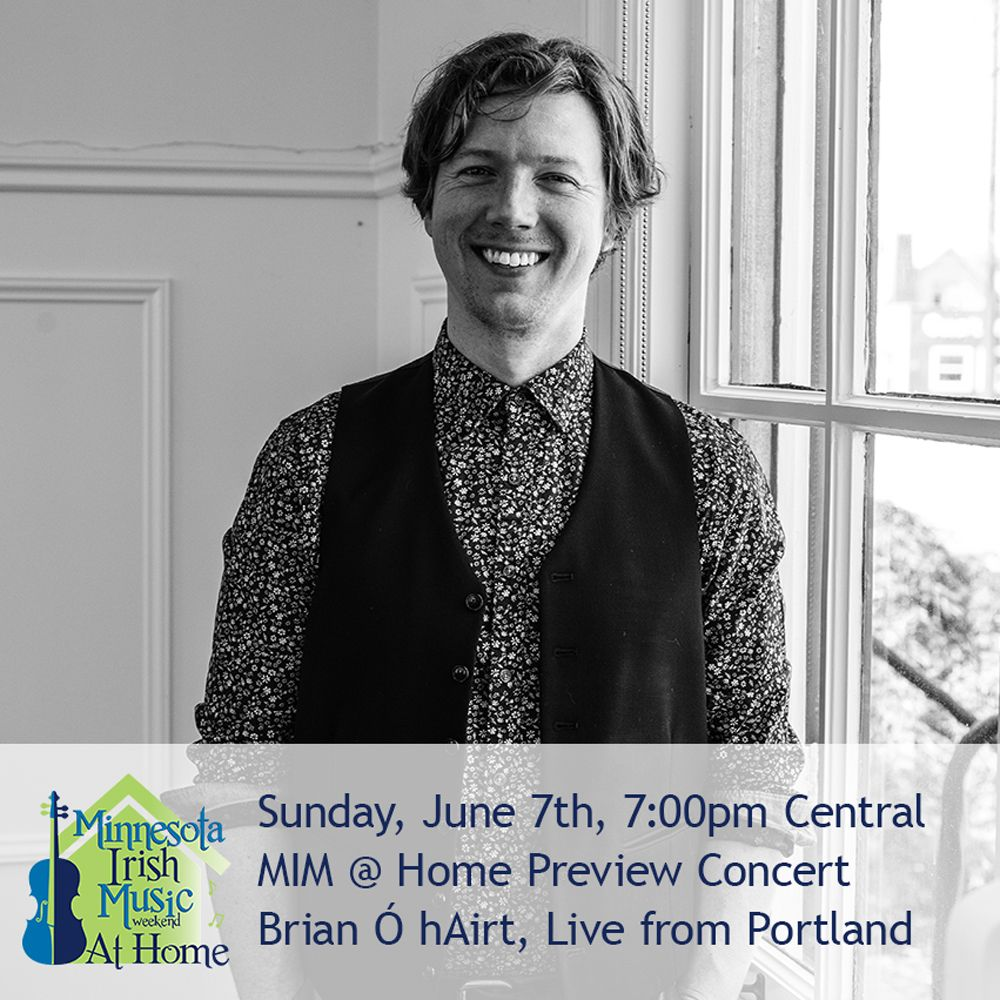 Brian Ó hAirt live in concert