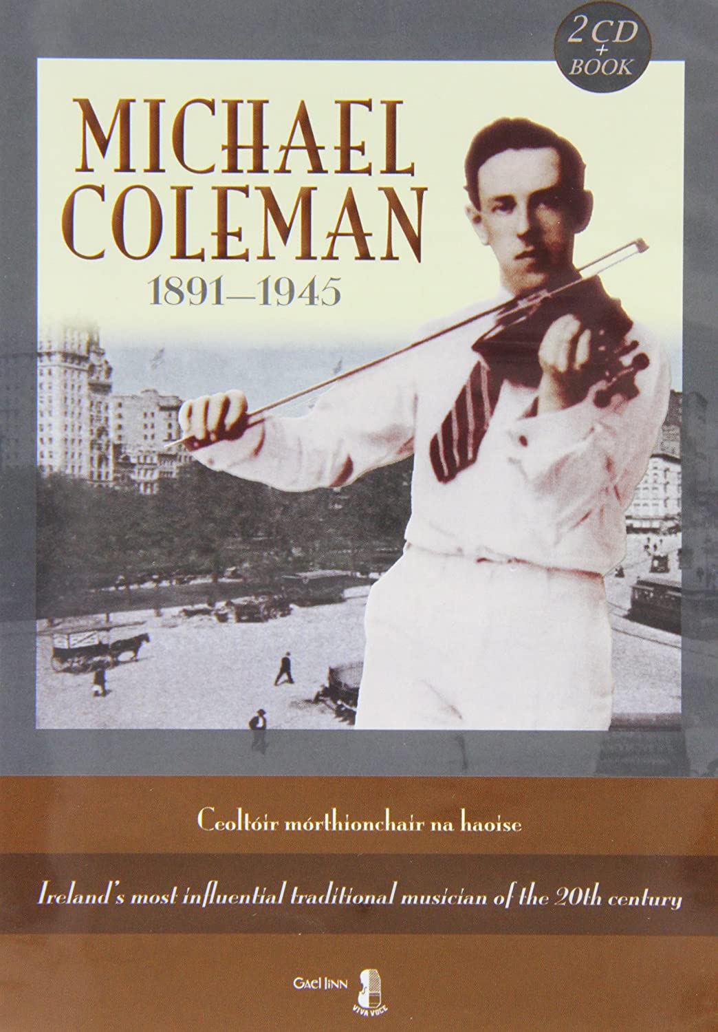 Michael Coleman album cover