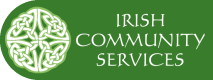 Irish Community Services logo