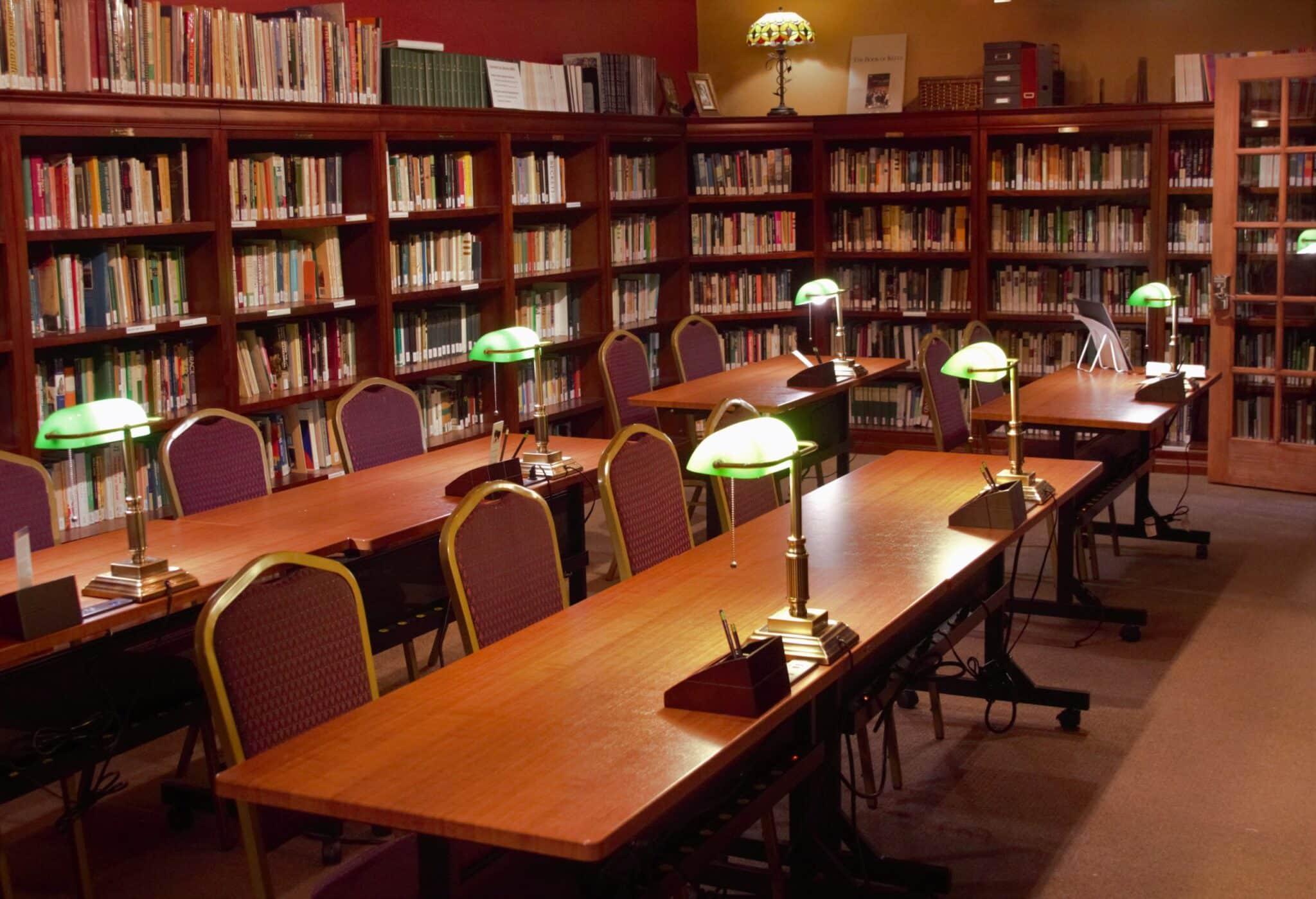 Irish Library