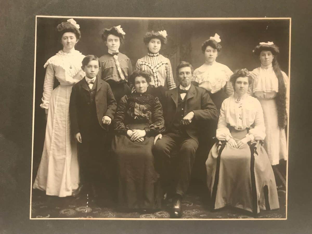 Irish Settlers in Minnesota - Michael McDonald Family