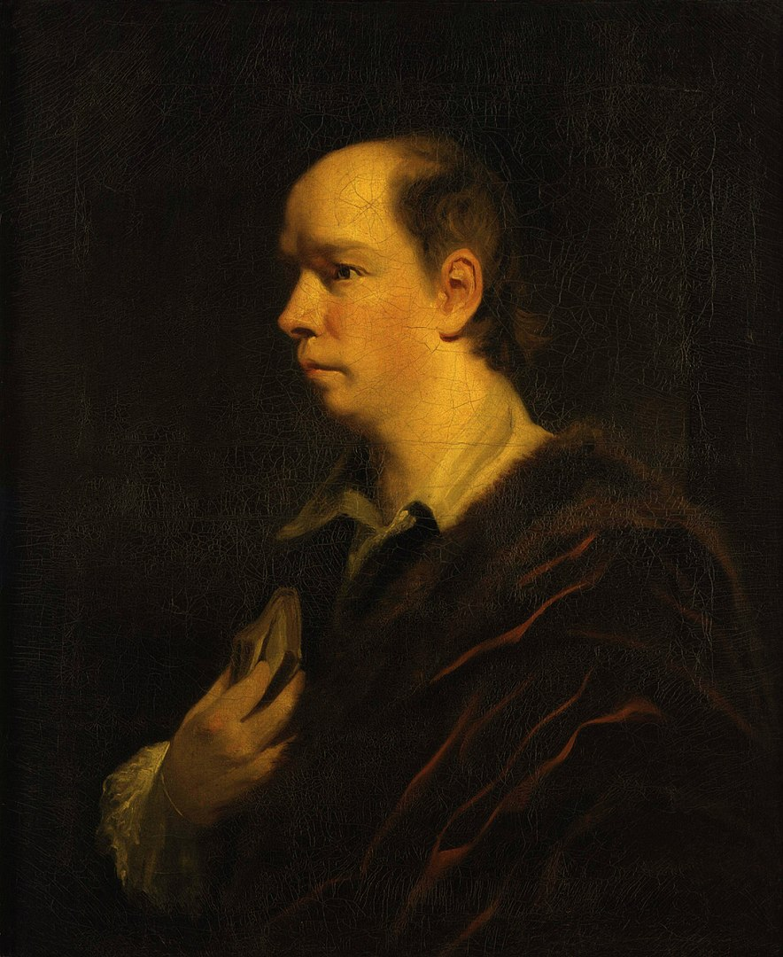 Oliver Goldsmith by Sir Joshua Reynolds