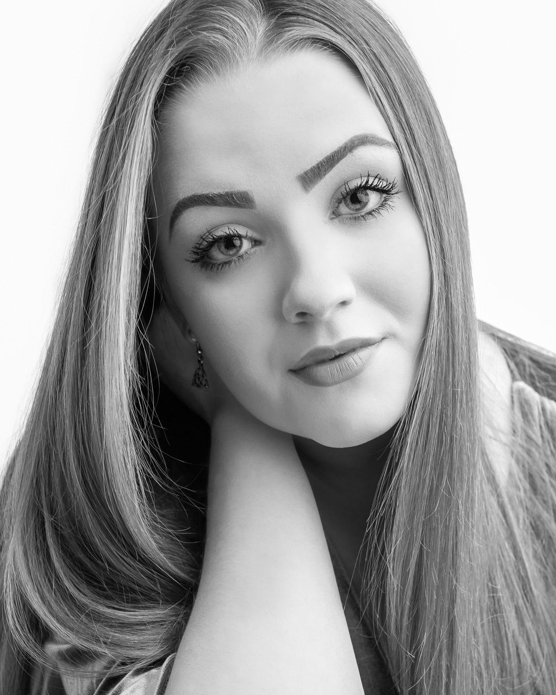 Adrienne O'Shea by photographer Tom Dunn