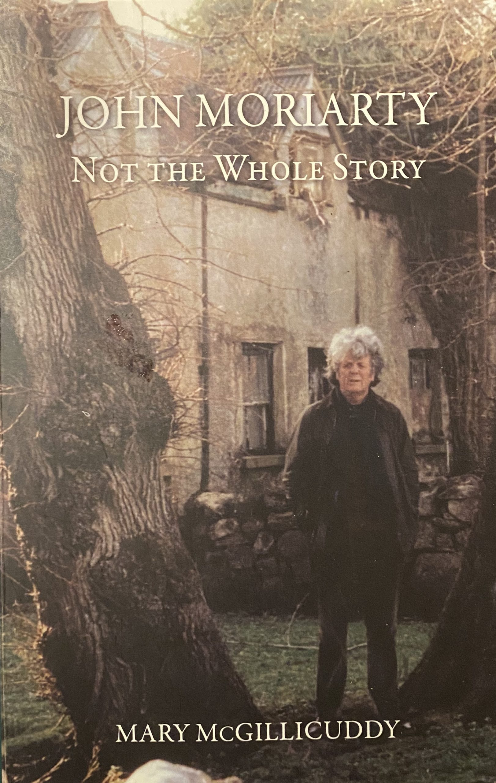 Cover of Not The Whole Story by John Moriarty
