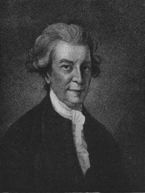 Thomas Sheridan portrait