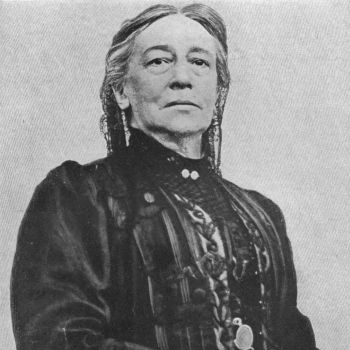 Lady Gregory.