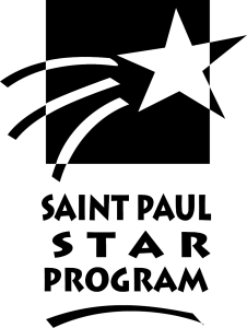 Saint Paul Cultural Star Program Logo