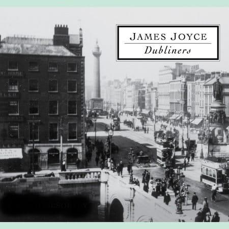 """Cover art for """"Dubliners"""""""