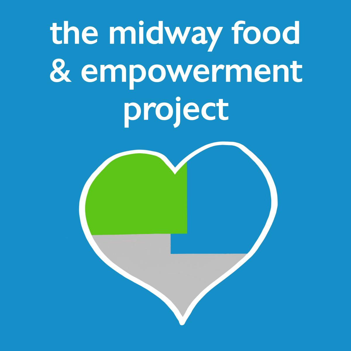 Midway Food & Empowerment logo
